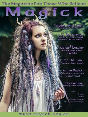 MAgick Cover 9